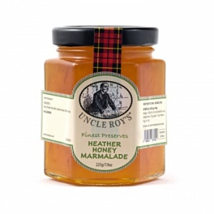Scottish Heather Honey Marmalade