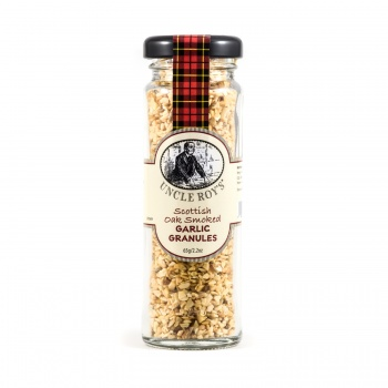 Oak Smoked Garlic Granules