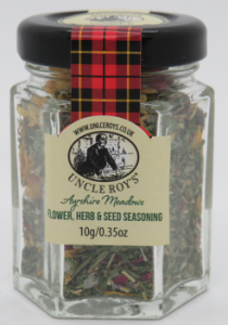 Mini Ayrshire Meadows Jar