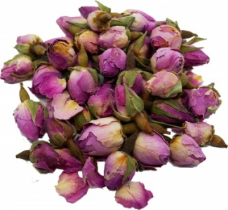 Small Pink Rose Buds