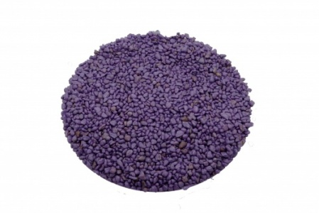 Edible Sugared Violet Fragments