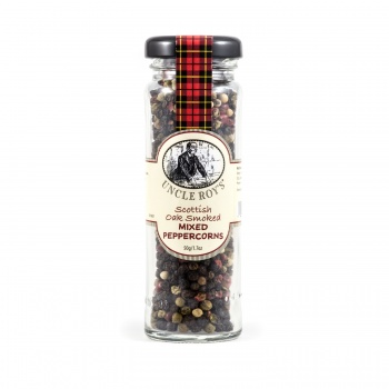 Oak Smoked Mixed Peppercorns