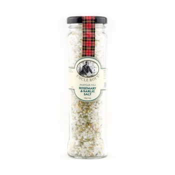 Rosemary & Garlic Seasoning Salt