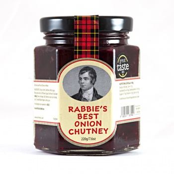 Rabbie's Best Onion Chutney