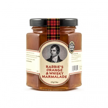 Rabbie's Orange & Whisky Marmalade